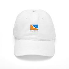 Tierra del Fuego - Flag Baseball Cap