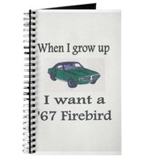 '67 Firebird Journal