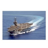 USS Carl Vinson CVN70 Postcards (8)