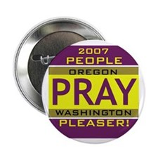 "PRAY Amen 2.25"" Button (100 pack)"