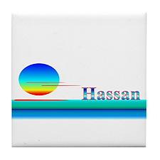 Hassan Tile Coaster