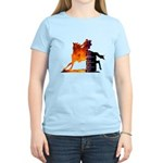 Turn 'n Burn Women's Light T-Shirt