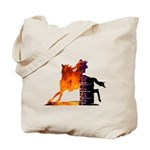 Turn 'n Burn Tote Bag