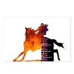 Turn 'n Burn Postcards (Package of 8)