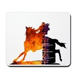 Turn 'n Burn Mousepad