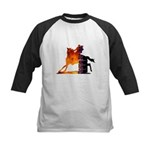 Turn 'n Burn Kids Baseball Jersey
