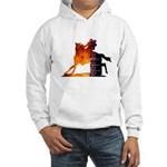 Turn 'n Burn Hooded Sweatshirt