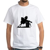 barrel racing silhouette Shirt