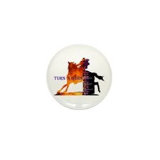 Turn 'n Burn Mini Button (100 pack)