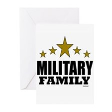Military Family Greeting Cards (Pk of 20)