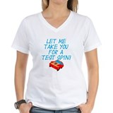 Let me take you for a test spin Shirt