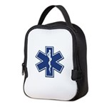 EMS EMT Rescue Logo Neoprene Lunch Bag