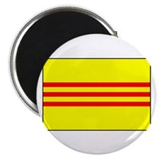 South Vietnamese Flag Magnet