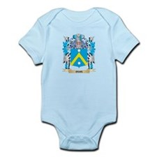 Odin Coat of Arms - Family Crest Body Suit