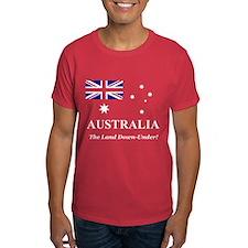 Ensign-Transparent-Au-Du.png T-Shirt