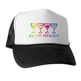 Wine Group Therapy 2 Trucker Hat