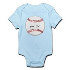 Baseball Infant Bodysuit