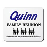 Quinn Family Reunion Mousepad