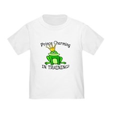Frog Prince Charming Training Baby/T
