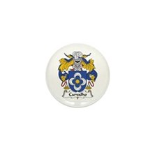 Carvalho Mini Button (10 pack)