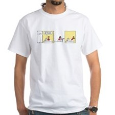 cpcatsworking T-Shirt