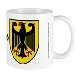 Germany: Heraldic Mug, design 1 (German)