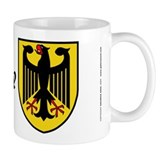 Germany: Heraldic Mug, design 1 (English)