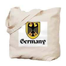 Germany: Heraldic Tote Bag (English)