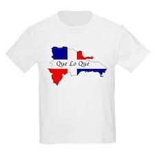 Que Lo Que Kids T-Shirt