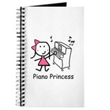 Piano - Princess Journal
