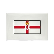 Northern Ireland Flag Rectangle Magnet
