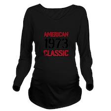 40th Birthday 1973 American Classic Red Black Birt