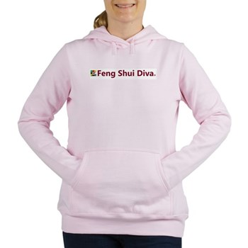 Feng Shui Diva's Women's Hooded Sweatshirt