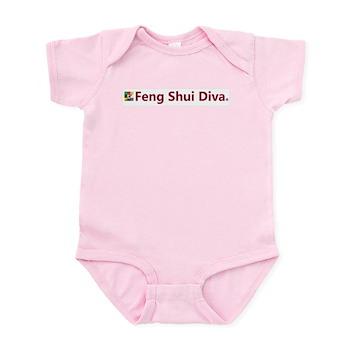 Feng Shui Diva Onesie