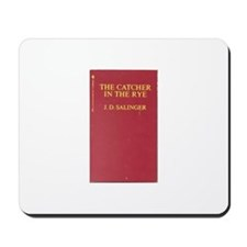 Catcher in the Rye Mousepad