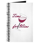 Time for Wine Journal