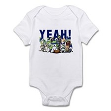 KiniArt 12th Dogs Infant Bodysuit