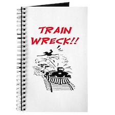 TRAIN WRECK Journal