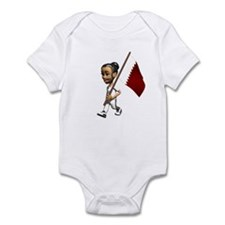 Qatar Girl Infant Bodysuit
