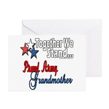 Army Grandma Greeting Cards (Pk of 10)