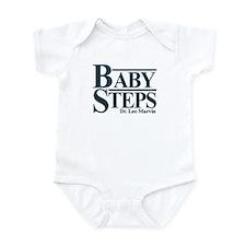 Baby Humor Baby Steps Infant Bodysuit