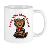 Beary Wild About Books Mug