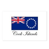 Cute Cook island maori Postcards (Package of 8)