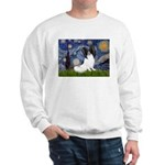 Starry Night Papillon Sweatshirt