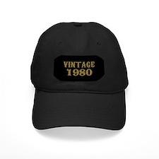 Custom Vintage Year Baseball Cap