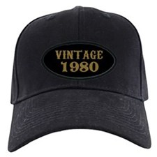 Custom Vintage Year Cap