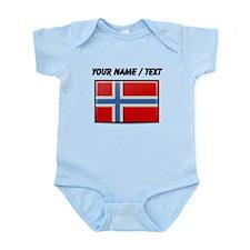 Norway Flag (Custom) Body Suit