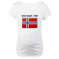 Norway Flag (Custom) Shirt
