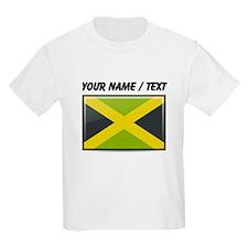 Jamaica Flag (Custom) T-Shirt