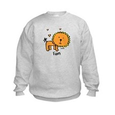 Resden Cute Lion Sweatshirt